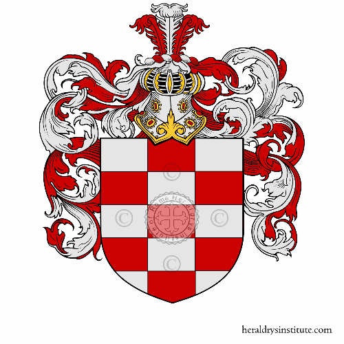 Coat of Arms of family Vento