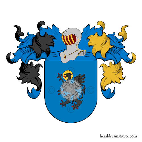 Coat of Arms of family Reinaldo