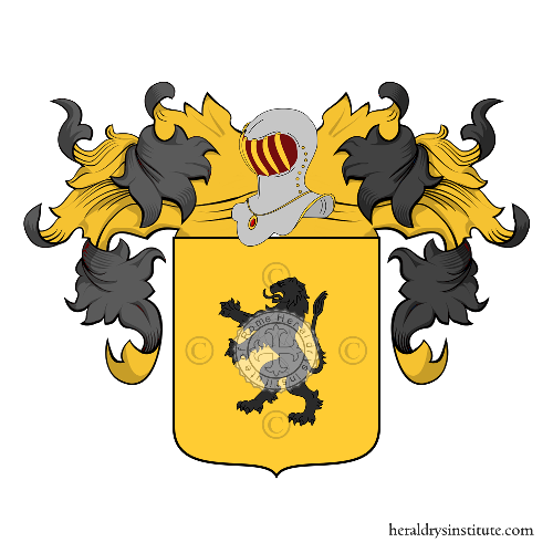 Coat of Arms of family Zacci