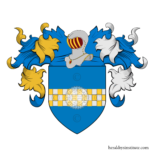 Coat of Arms of family Assone