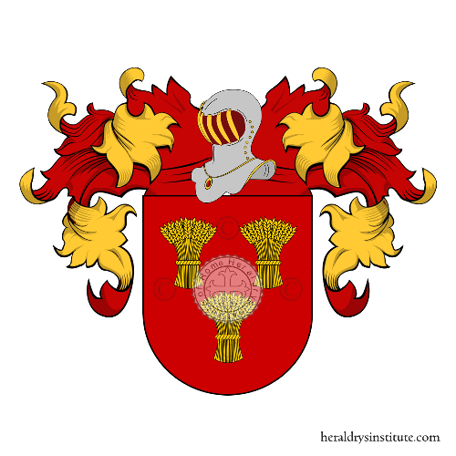 Coat of Arms of family Bontempo