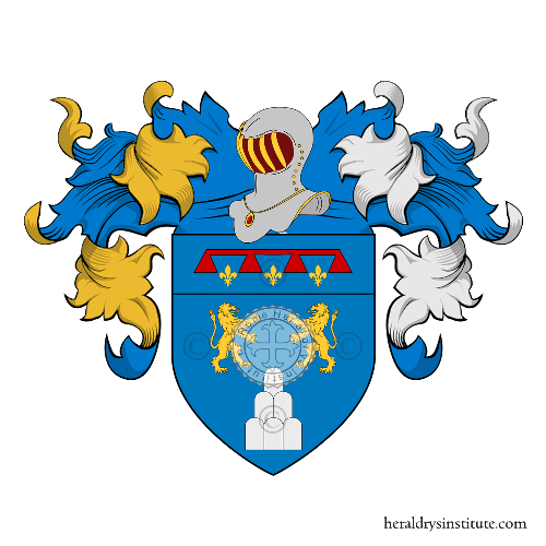 Coat of Arms of family Gessi