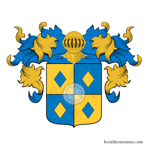 Coat of arms of family Rospigliosi