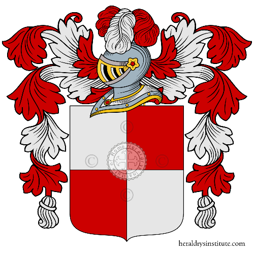 Coat of Arms of family Ucini