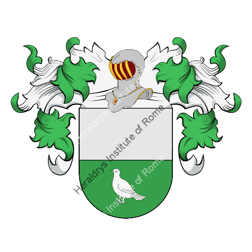 Coat of Arms of family Nani