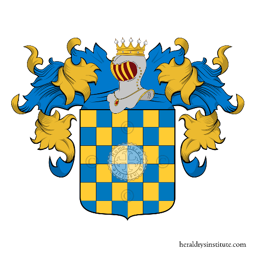 Coat of Arms of family Abbondanza