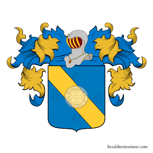 Coat of Arms of family Cocullo
