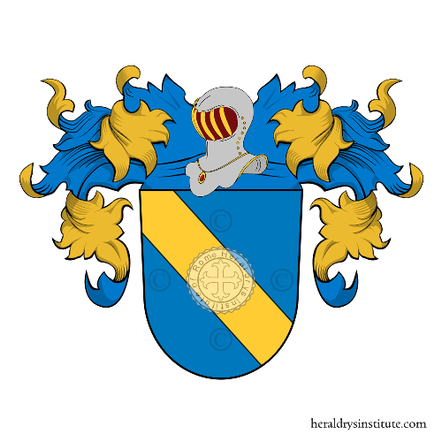 Coat of Arms of family Zotra