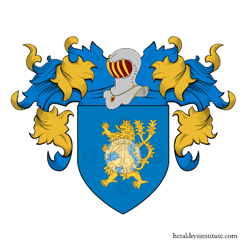 Coat of arms of family Buzalino