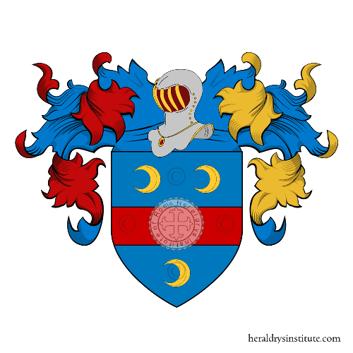 Coat of Arms of family Altasella