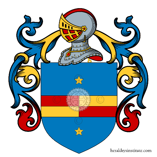 Coat of Arms of family Porqueddu