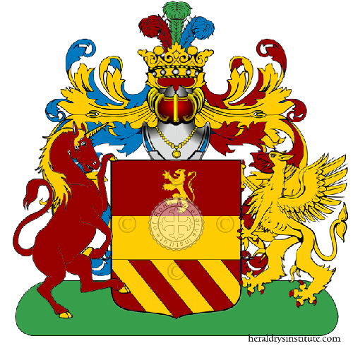 Coat of Arms of family Moronato