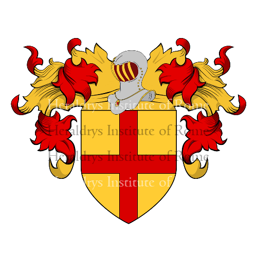 Coat of Arms of family Perou