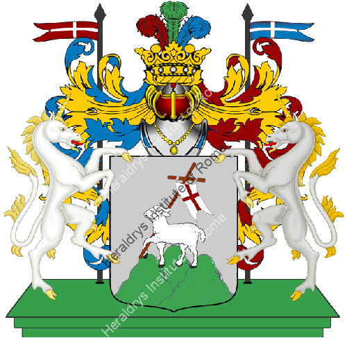Coat of Arms of family Ziotti