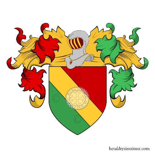 Coat of Arms of family Nepitelli