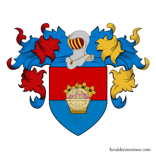 Coat of Arms of family Soncini