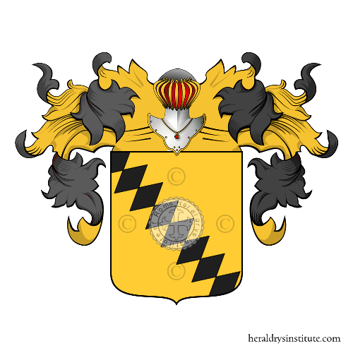 Coat of Arms of family Nicastro