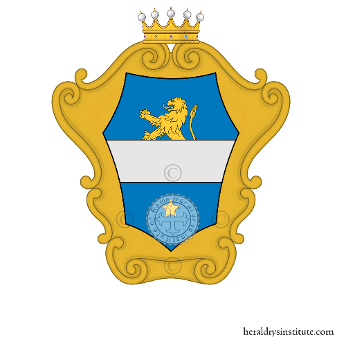 Coat of Arms of family Lizzari