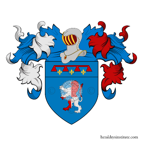 Coat of Arms of family Mainetti