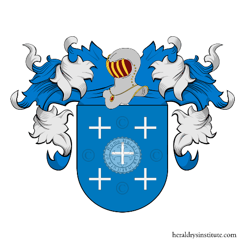 Coat of Arms of family Seara