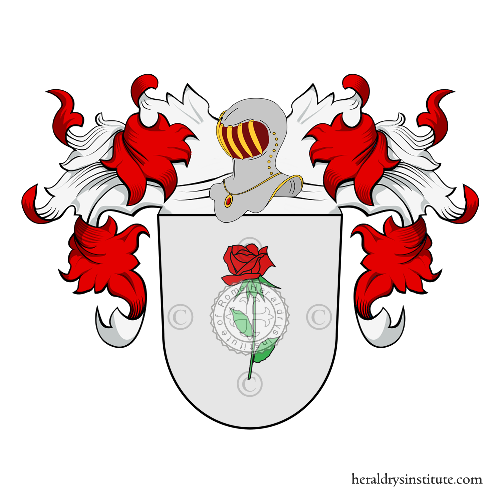 Coat of Arms of family Hindergarth