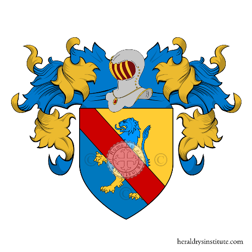 Coat of Arms of family Grassetti