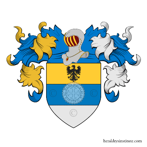 Coat of Arms of family Assento