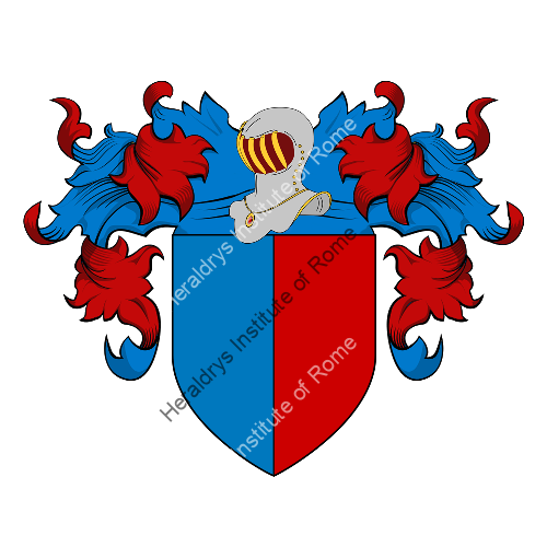 Coat of Arms of family Placentino