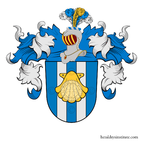 Coat of Arms of family Amstad