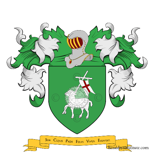Coat of Arms of family Pasquale