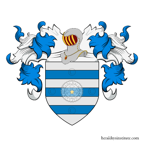 Coat of Arms of family Toccolini