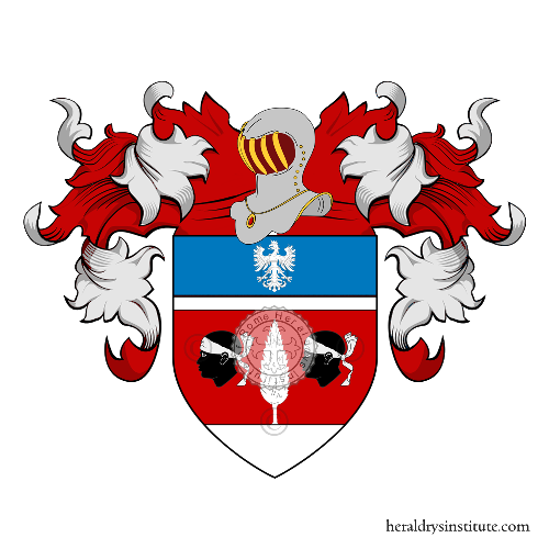 Coat of Arms of family Cecconi