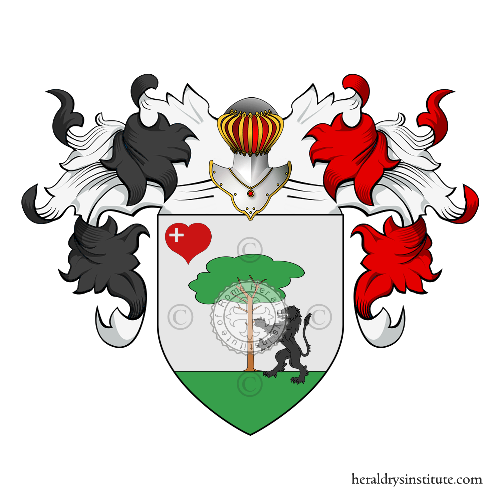 Coat of Arms of family Prinetti