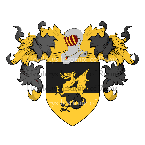 Coat of Arms of family Arnaldi