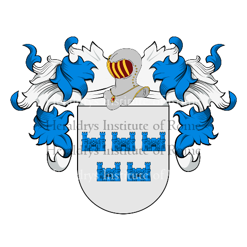 Coat of arms of family Uriarte