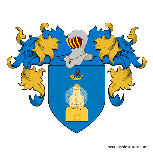 Coat of arms of family Miglioranzi