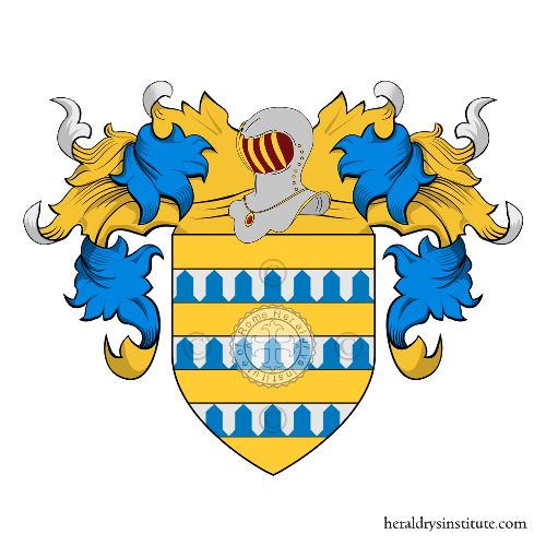 Coat of Arms of family Mignanelli