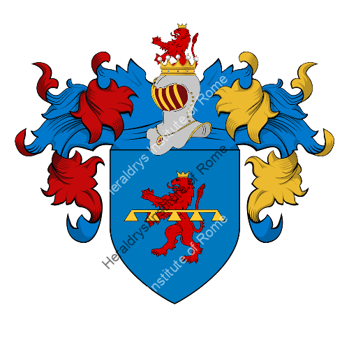 Coat of Arms of family Lutry