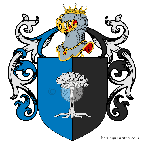 Coat of Arms of family Mazo