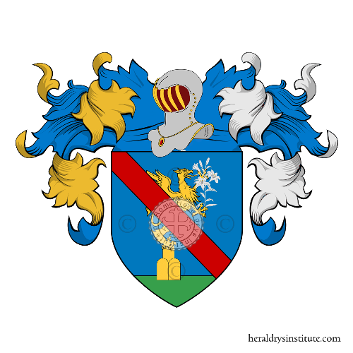 Coat of Arms of family Cola