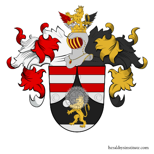 Coat of Arms of family Tuller