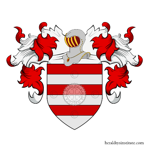 Coat of arms of family Venier