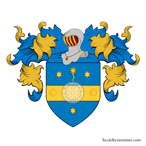 Coat of Arms of family Riggio