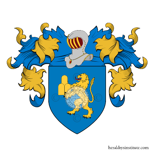 Coat of Arms of family Fabbreschi