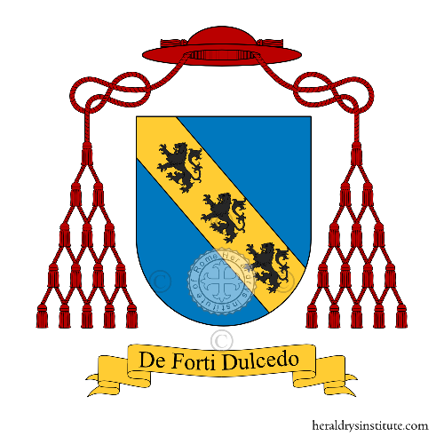 Coat of Arms of family Iorio