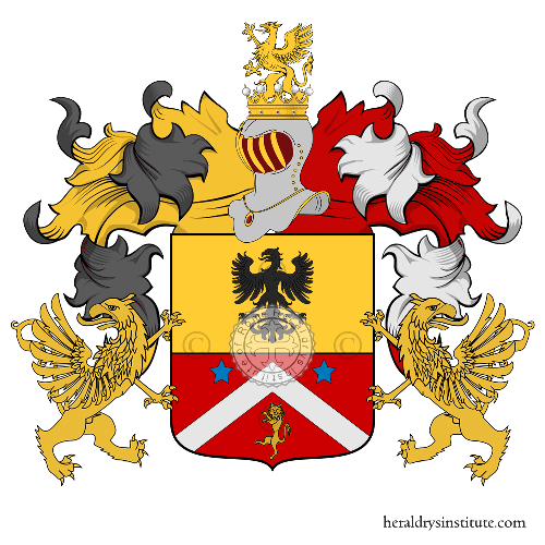 Coat of Arms of family Andrioli