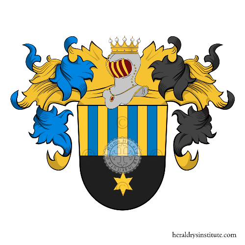 Coat of Arms of family Liesbergen