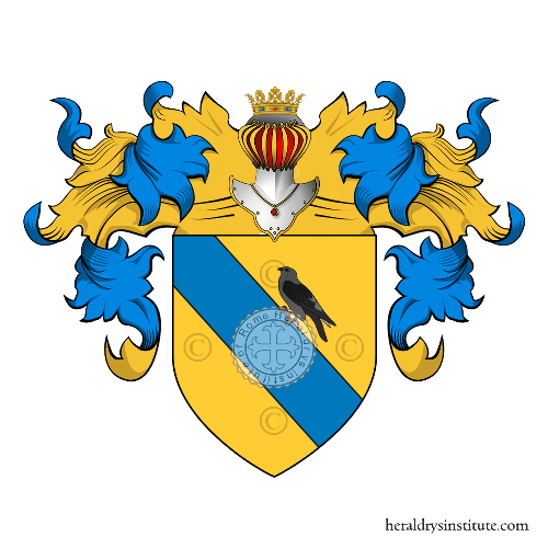 Coat of Arms of family Amico