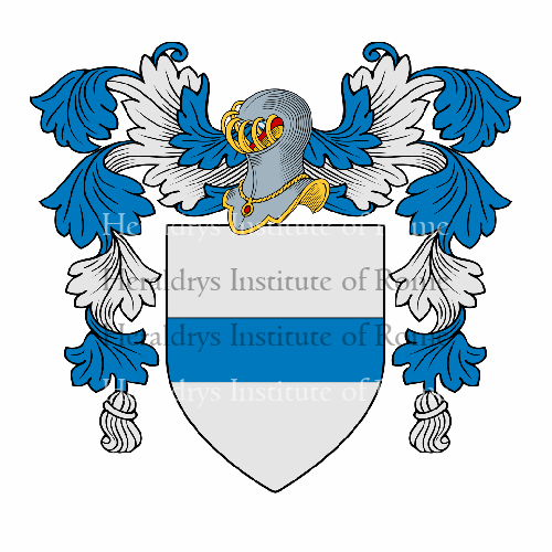Coat of Arms of family Camilla