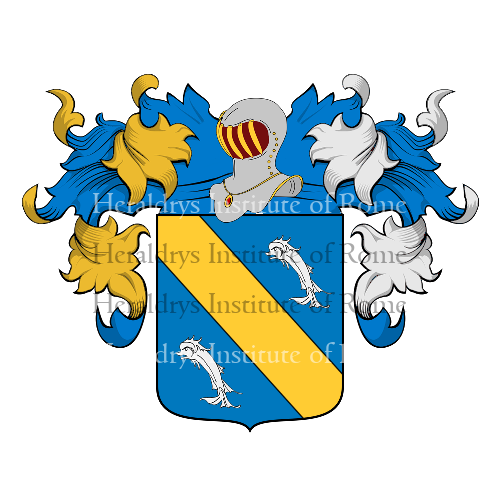 Coat of Arms of family Pagnini